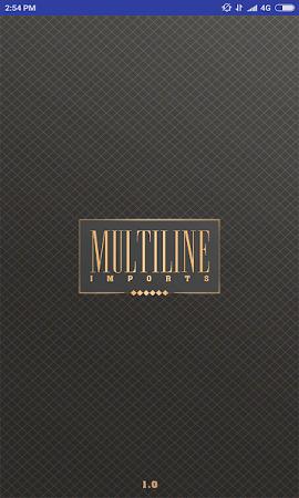 Multiline Imports